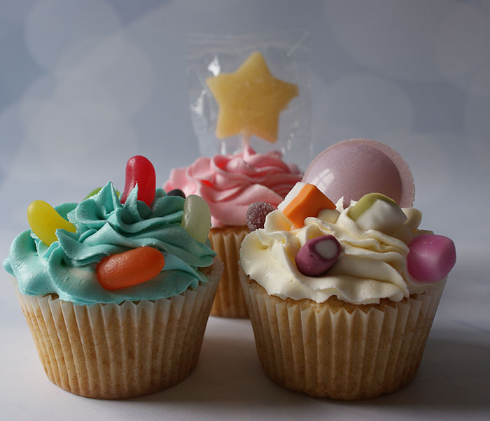 Sweets Cupcakes Bluebell Bakery